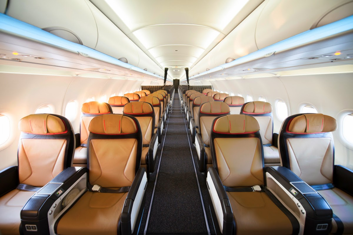 Harare airport blog pics south african airways airbus for New interior