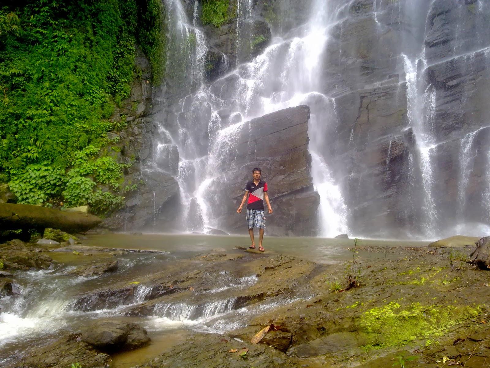 Waterfall in Bandarban