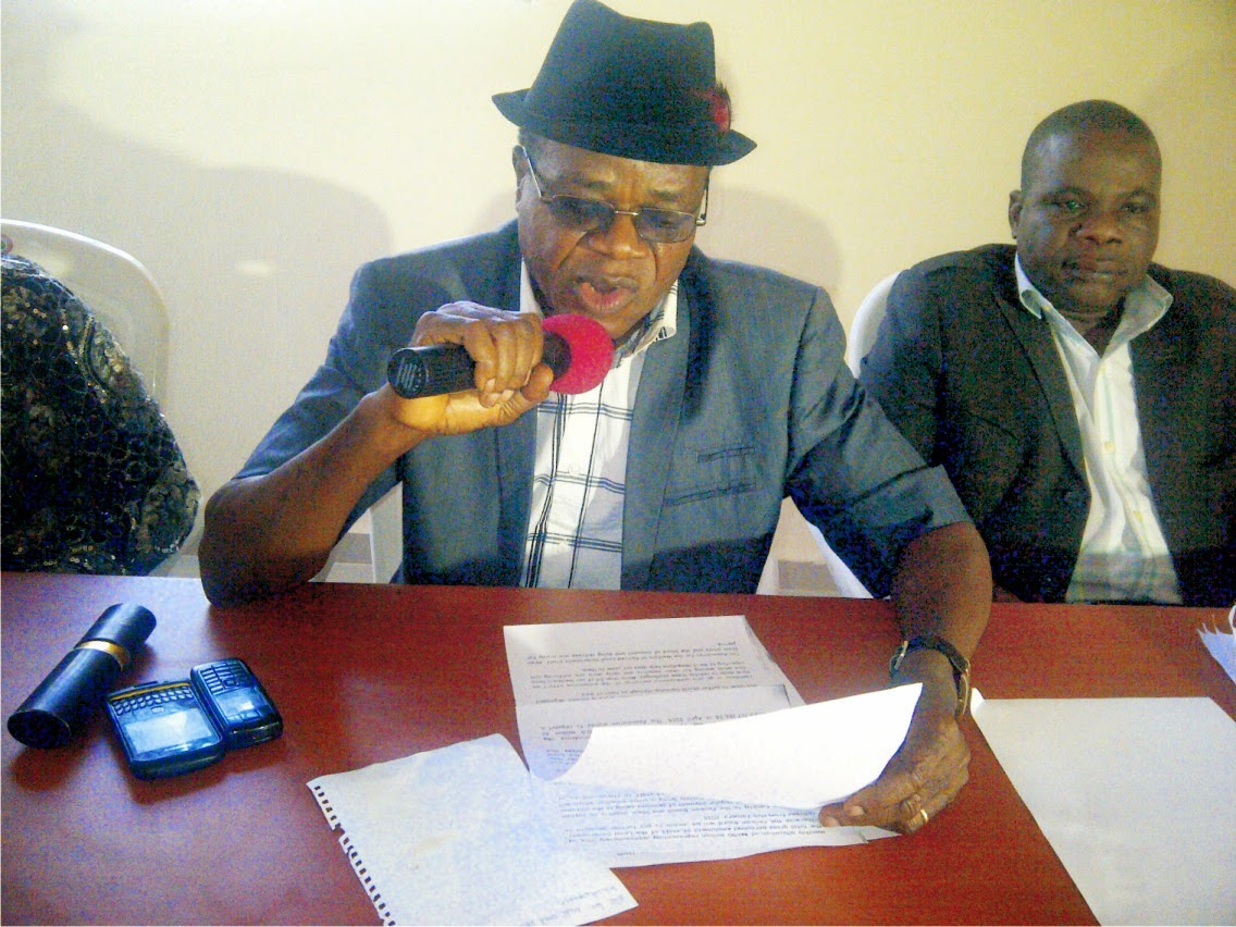 Pay us our gratuity, LG retirees tell Akpabio  * 54 of our members have died of hunger