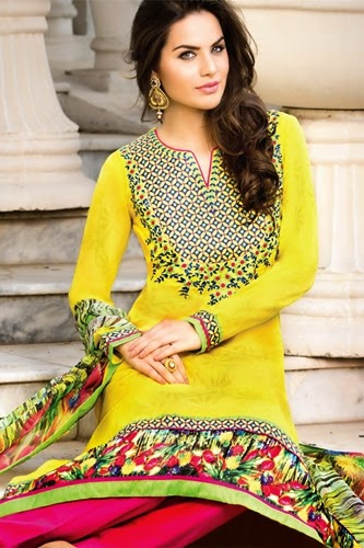Indian Salwar Kameez Suits
