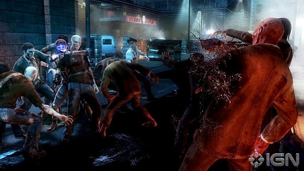 Resident Evil Operation Raccoon City - screenshot 2