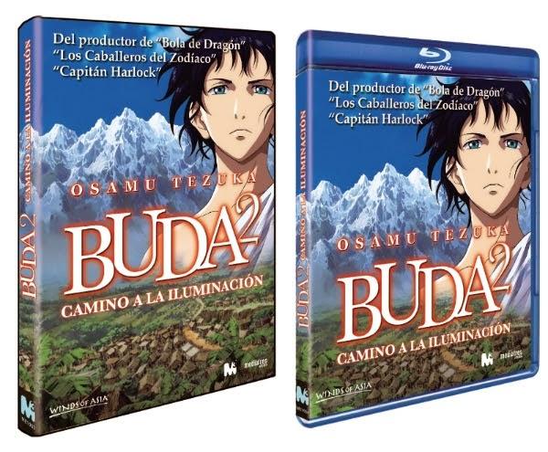 A la venta 'Buda 2: Camino a la Iluminación' en Blu-ray y DVD