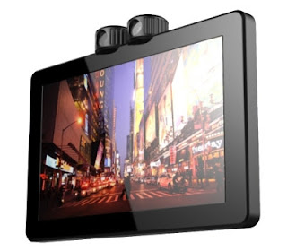 Picture of the dashcam.
