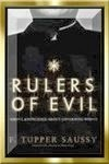 Rulers of Evil by F.T Saussy [Pdf Book]