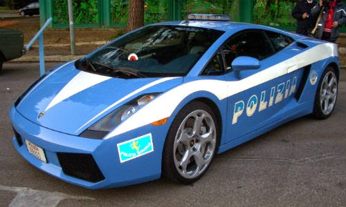 Image of Italia Police Cars