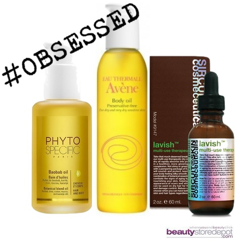 Body Oils at beautystoredepot.com