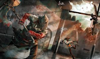 #10 Resident Evil Wallpaper