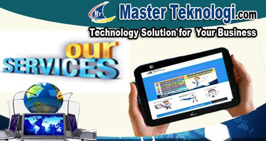 Lowongan Pemrograman Web & Desain Grafis/Multimedia Master Teknologi