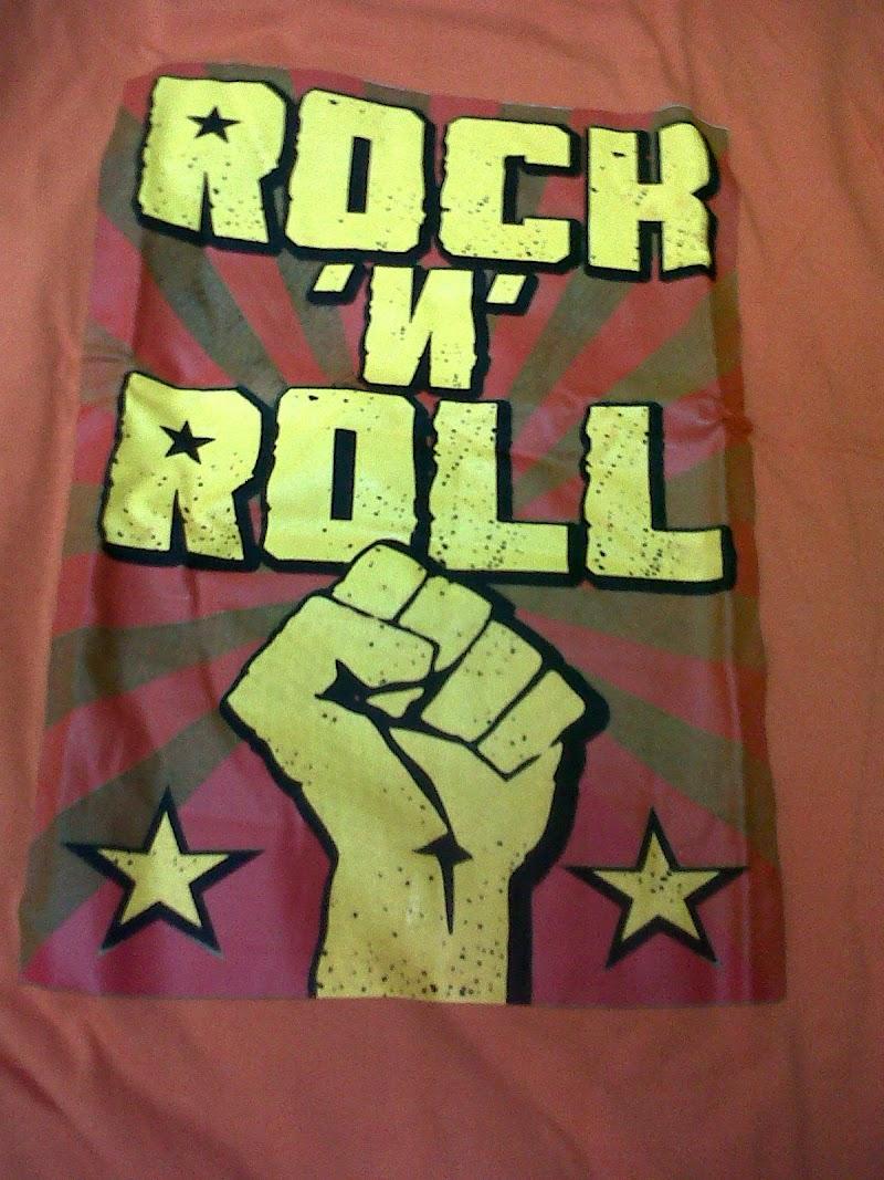 Rock 'n' Roll: Mom & Dad ♥ Me
