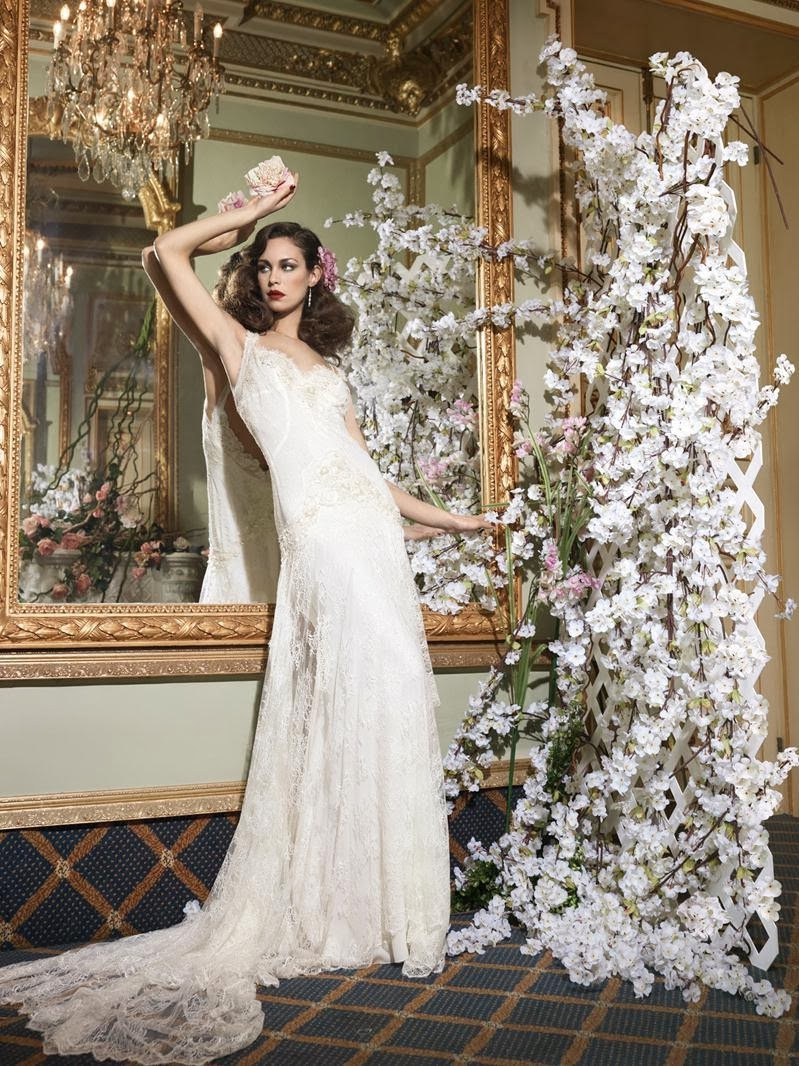 YolanCris 2014 Spring Bridal Collection
