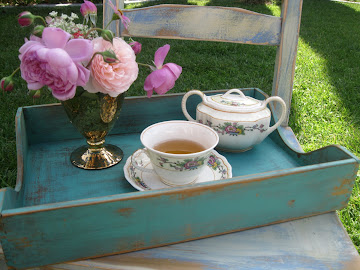 ~ Tea In The Garden ~