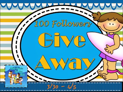 http://firstgradebythesea.blogspot.com/2014/03/a-big-thank-you-give-away-and-sale.html