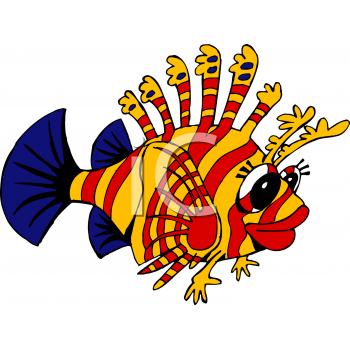 Funny cartoon fish funny animal for Funny fishing cartoons