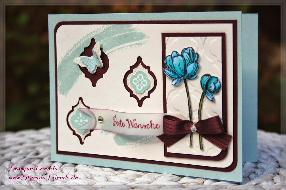 Stampin Up, Mosaik
