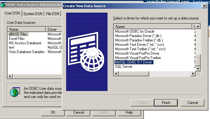 MYSQL ODBC 5.2 A DRIVER DOWNLOAD