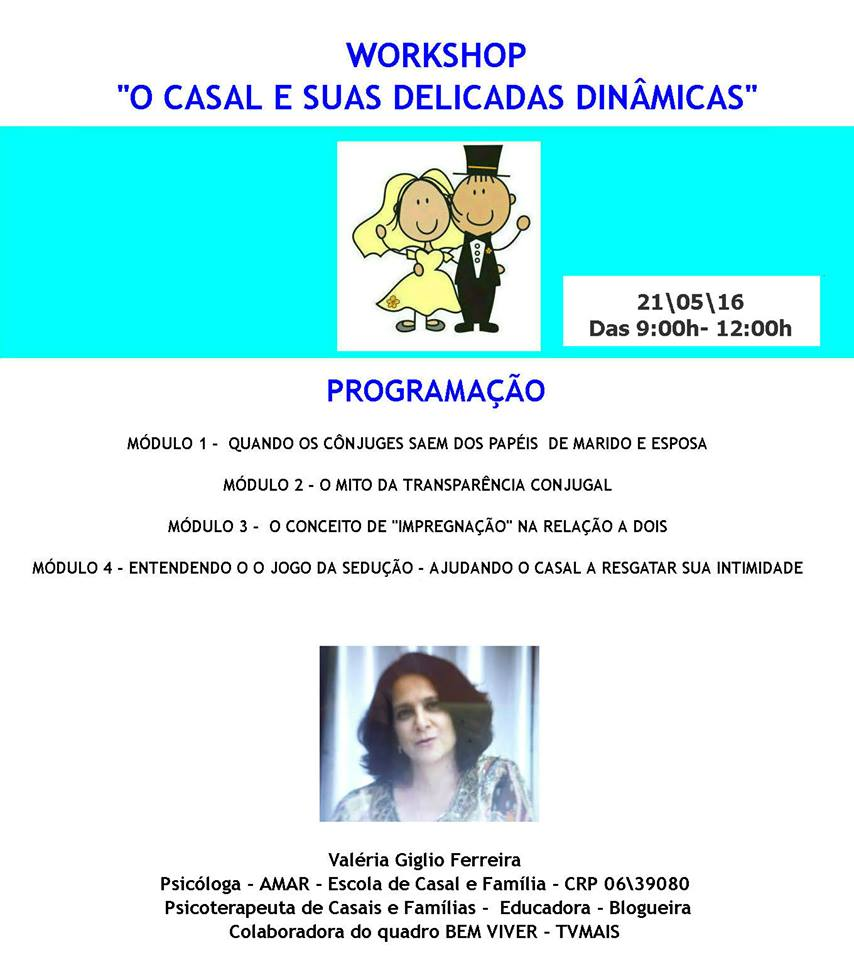 Instituto Ânima Carl Gustav Jung - Workshop com Valéria Giglio Ferreira