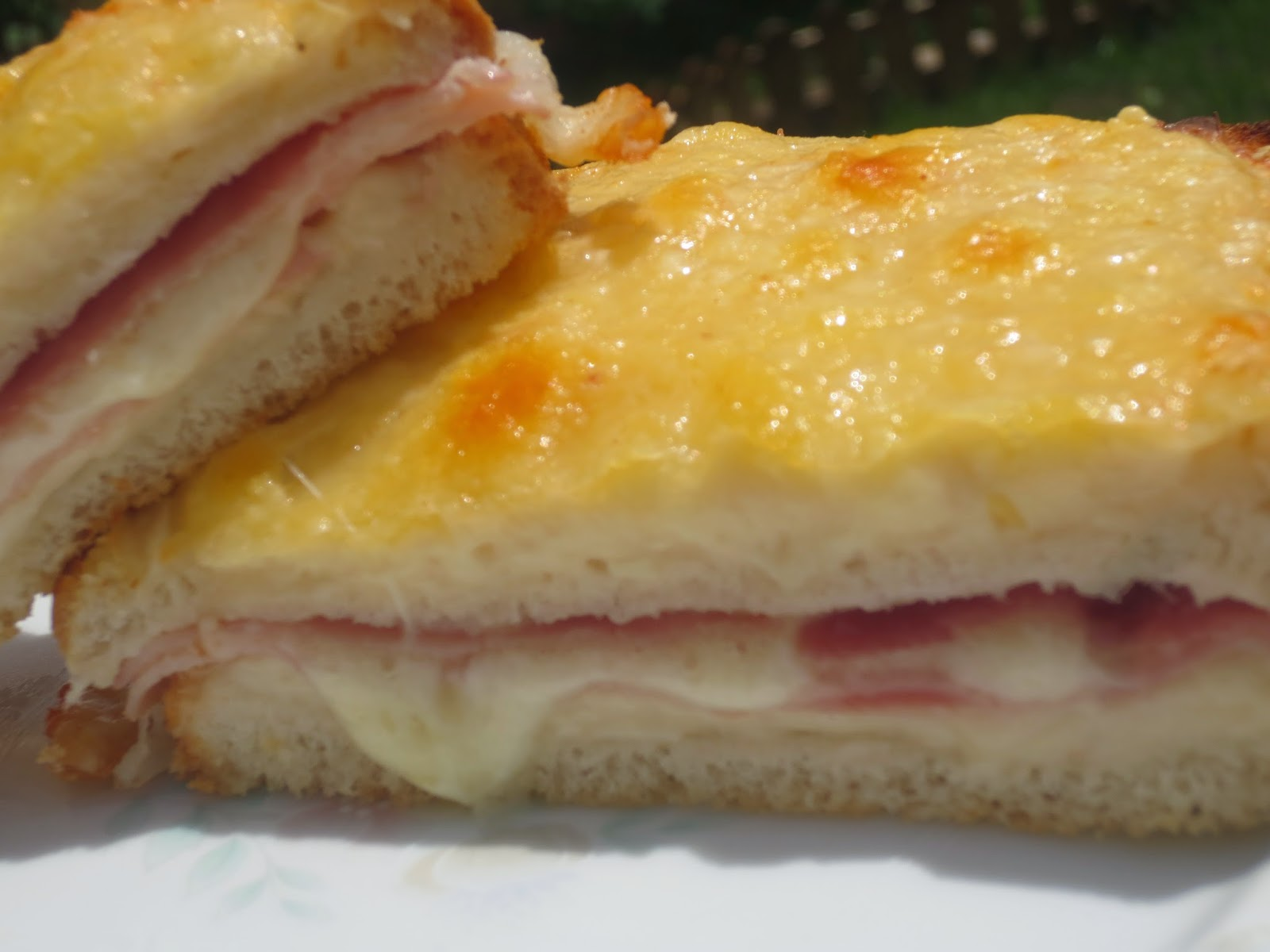 sandwich croque monsieur thermomix. Black Bedroom Furniture Sets. Home Design Ideas