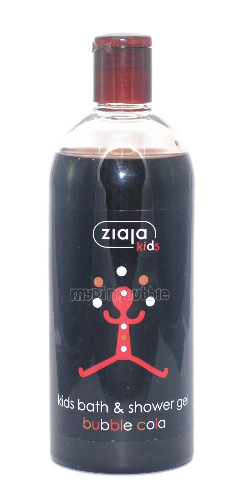 gel Coca cola Ziaja