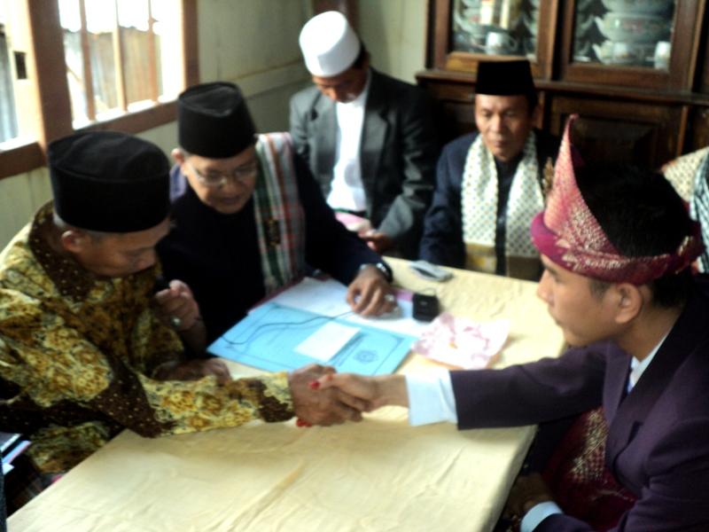 Merekam Jejak Langkah Pernikahan Adat Palembang