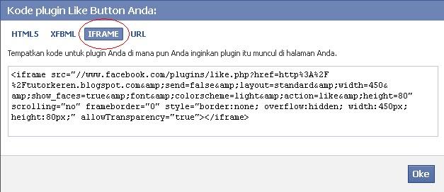 facebook like,jejaring sosial facebook,promosi blog