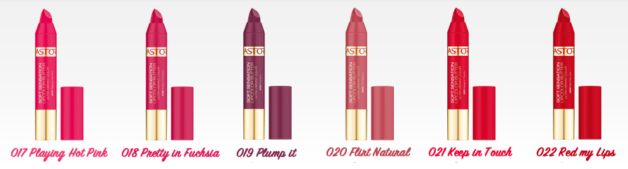Soft Sensation Lipcolor Butter Ultra Vibrant de ASTOR