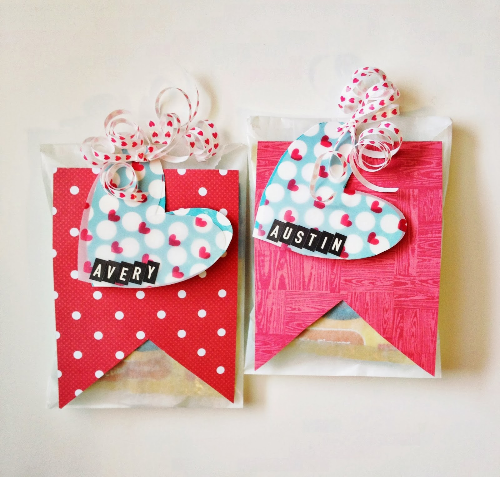 Cute & Simple Valentines | Paper Issues