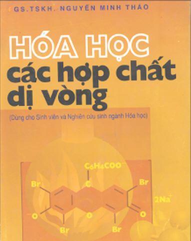 Sách Hóa học các hợp chất dị vòng