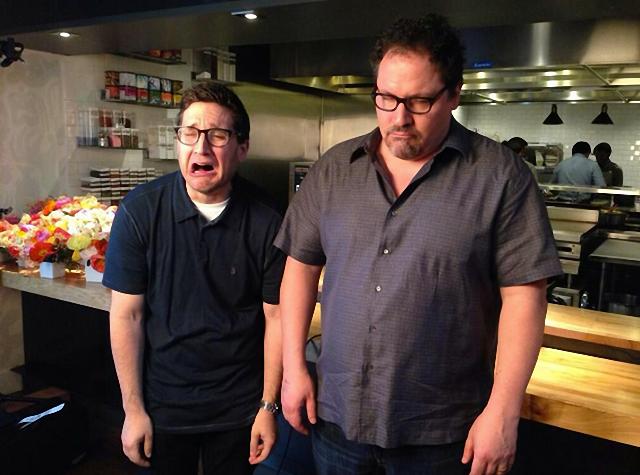 """Imágenes de la película """"Chef"""""""