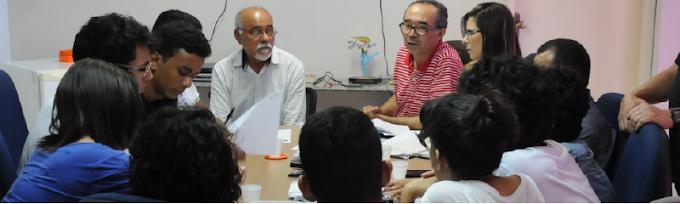 Natal: Estudantes são recebidos na Secretaria da Educação do RN com pauta de reivindicações
