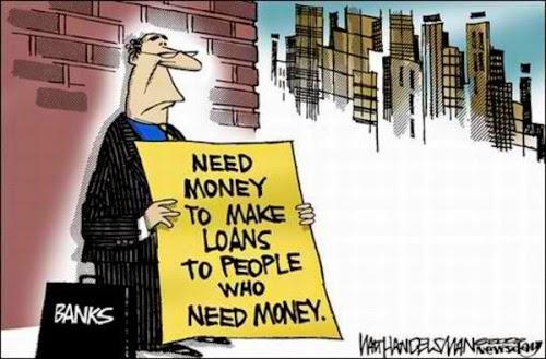 ΔΙΑΔΩΣΤΕ! Oι τράπεζες δέν έχουν δικαίωμα να ζητούν τα κόκκινα δάνεια! (βίντεο)