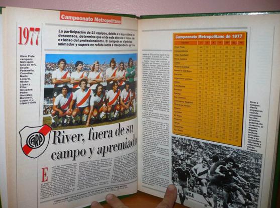 Libros sobre historia del fútbol