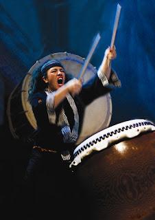MUGENKYO TAIKO DRUMMERS – Jimmy 20th May Key Theatre 2012