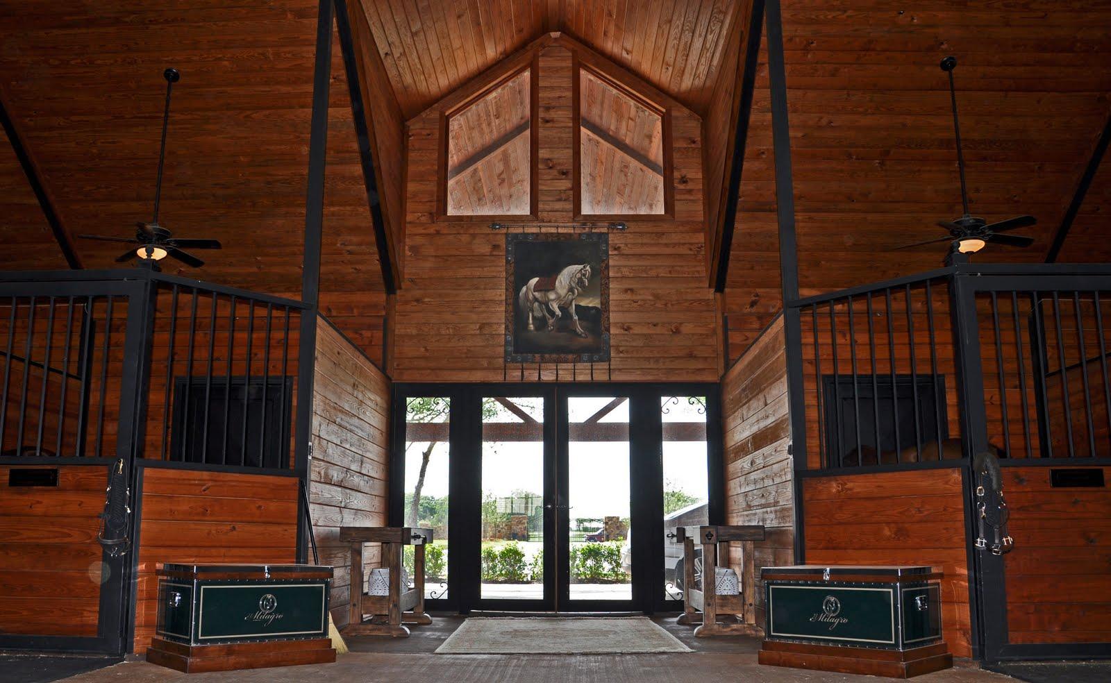 luxury horse stables custom horse barn builder