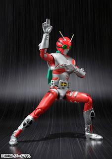 Bandai SH Figuarts Kamn Rider ZX Figure