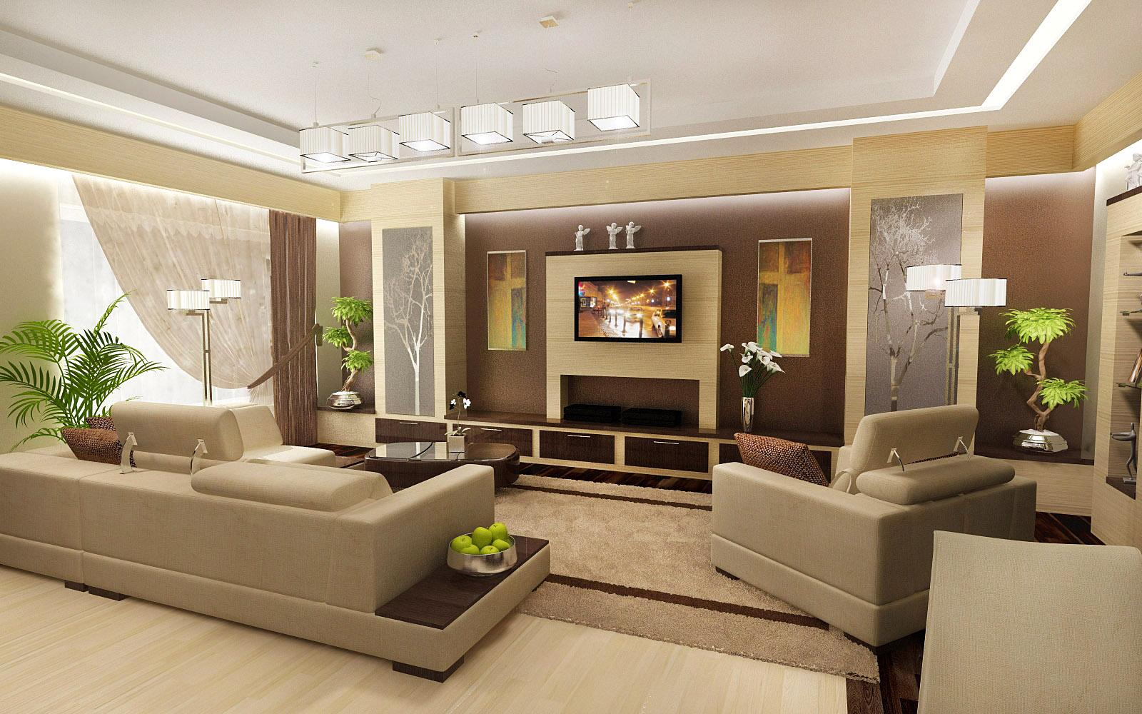 Идеи отделки гостиной фото