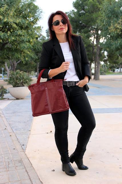 LOOK DE OFICINA - Blog My World Of Cloth