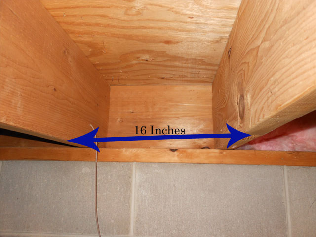 Welcome home diy insulation installation part 1 for Floor joist insulation