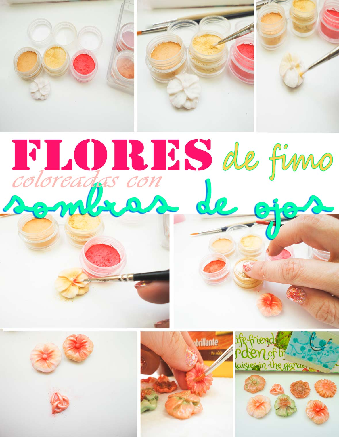 como-colorear-fimo-con-sombra-de-ojos-how-to-colour-polymer-clay-eye-shadow