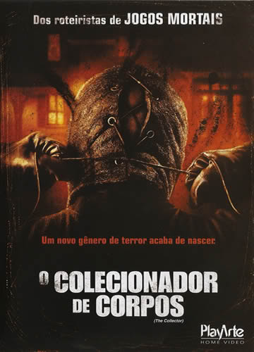 O Colecionador de Corpos (The Collection) (2009) DVD Rip Dual Áudio – Torrent   Baixar via Torrent