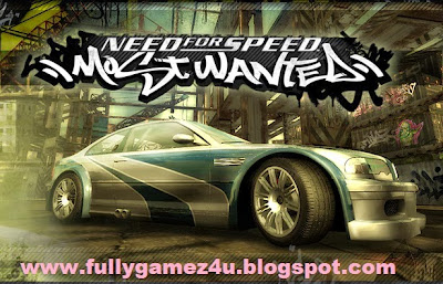 Download  Need For Speed Most Wanted Game
