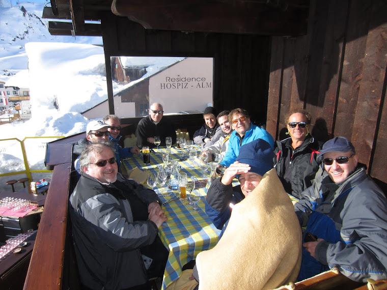 Alpha Omega Ski Seminar St. Anton Austria 2013