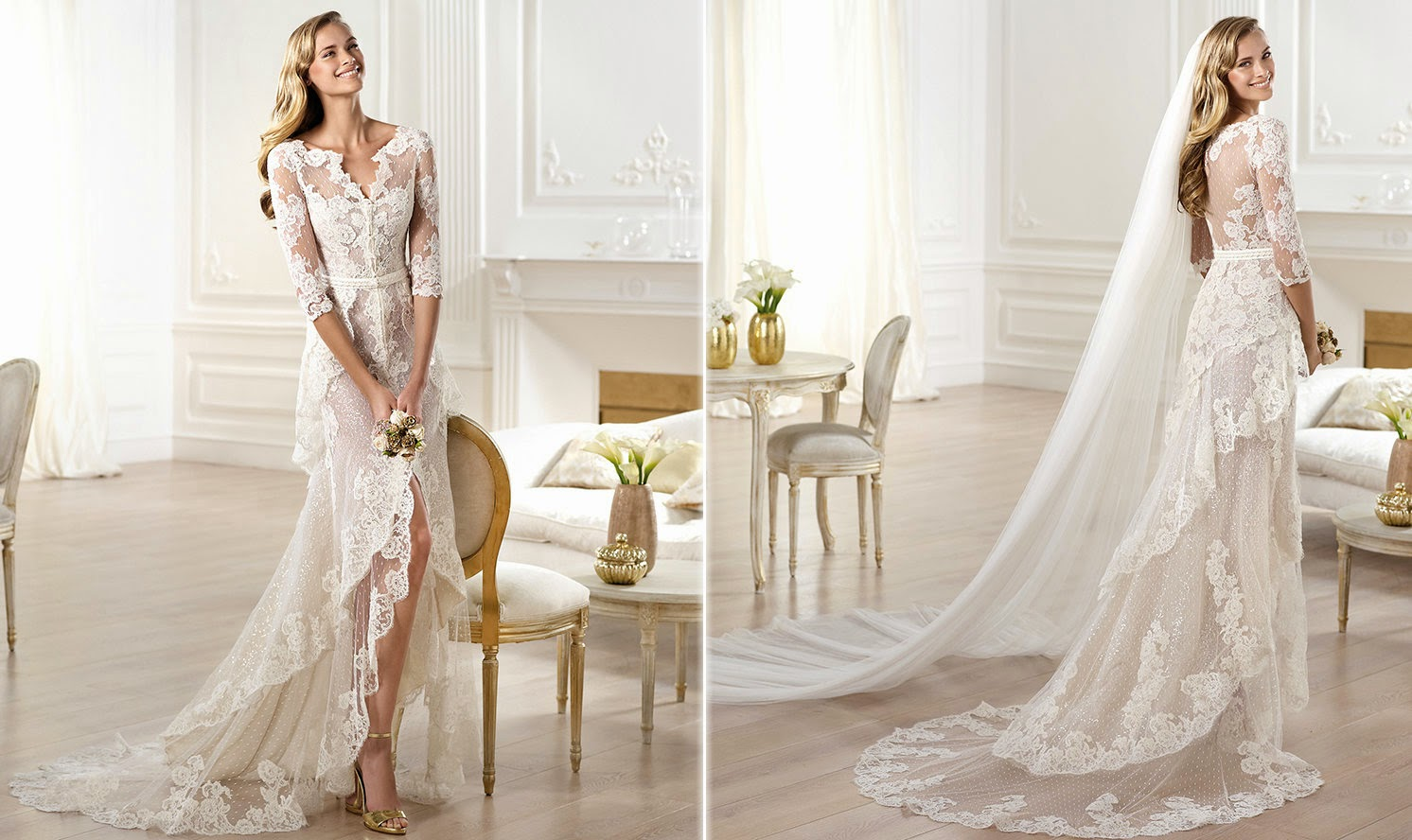 Yaela Wedding Dress For  : Wedding dress collection pronovias dresses