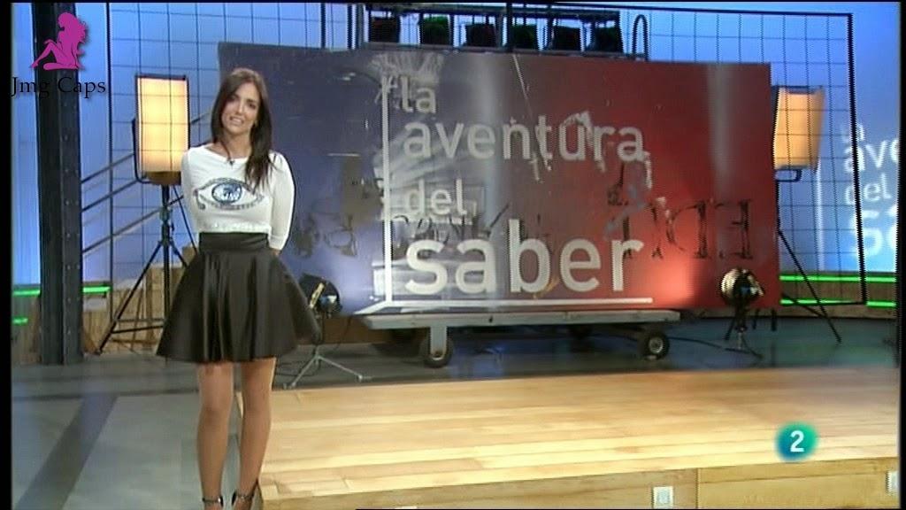 MARIA JOSE GARCIA, LA AVENTURA DEL SABER (14.10.14)