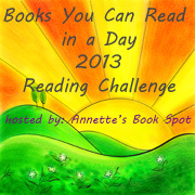Books You Can Read in a Day Challenge