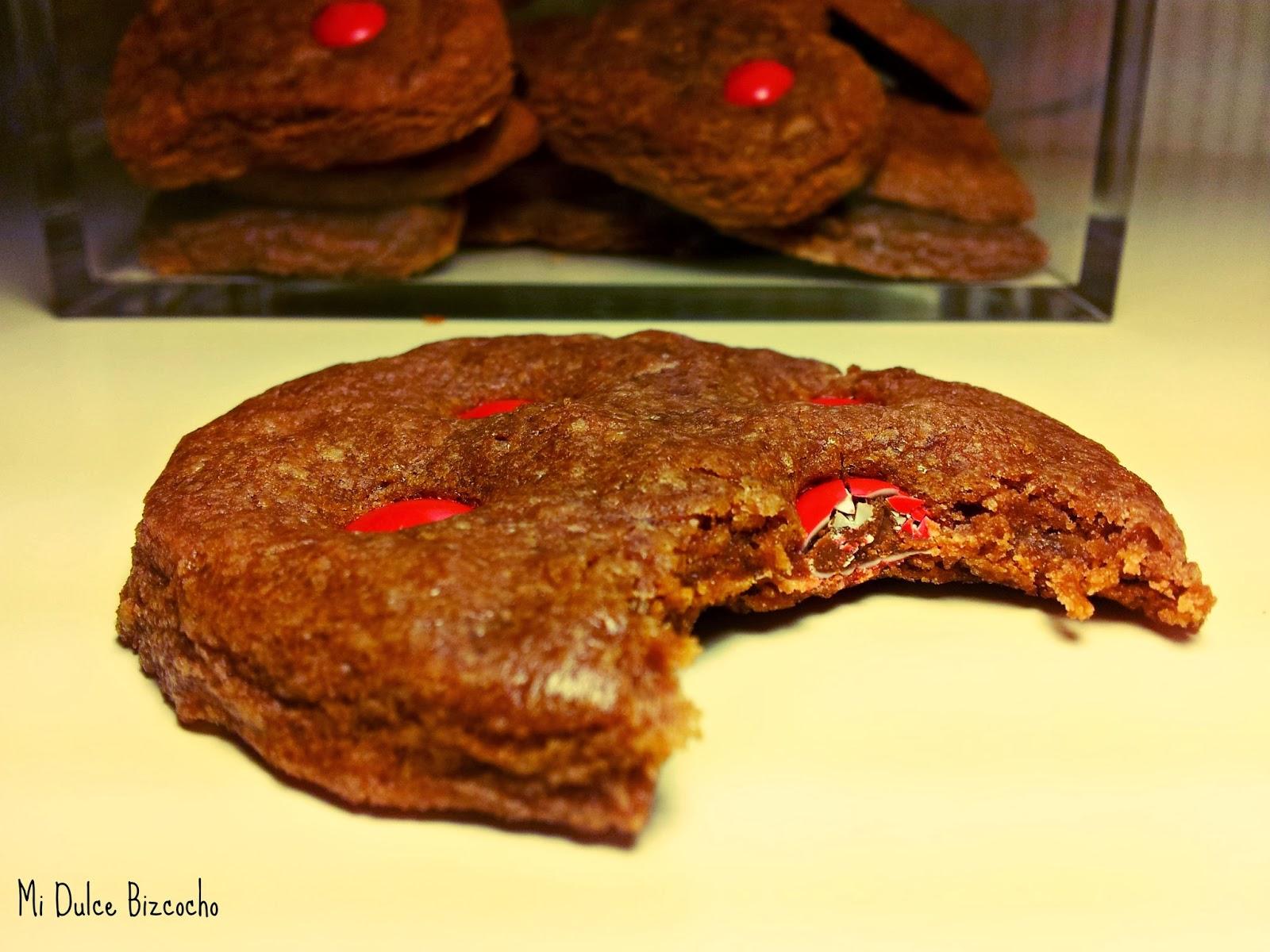 galletas de crema de cacao