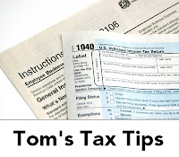 Tom's Tax Planning Tips