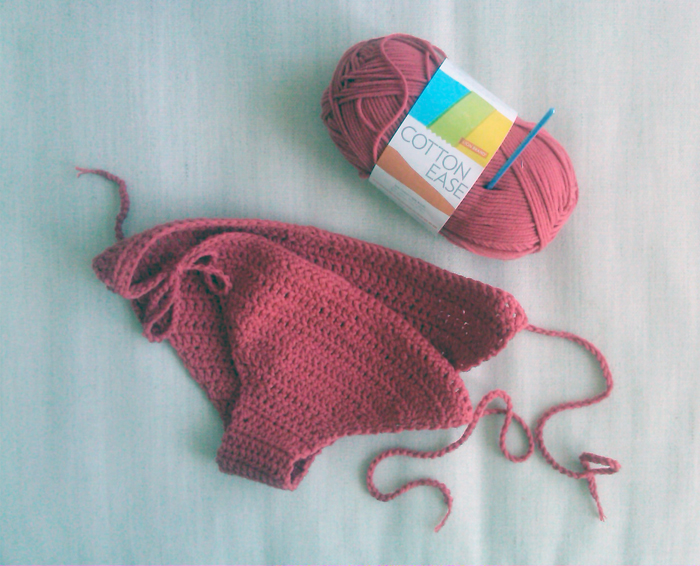 Free Crochet Beachwear Patterns, Bikinis and More
