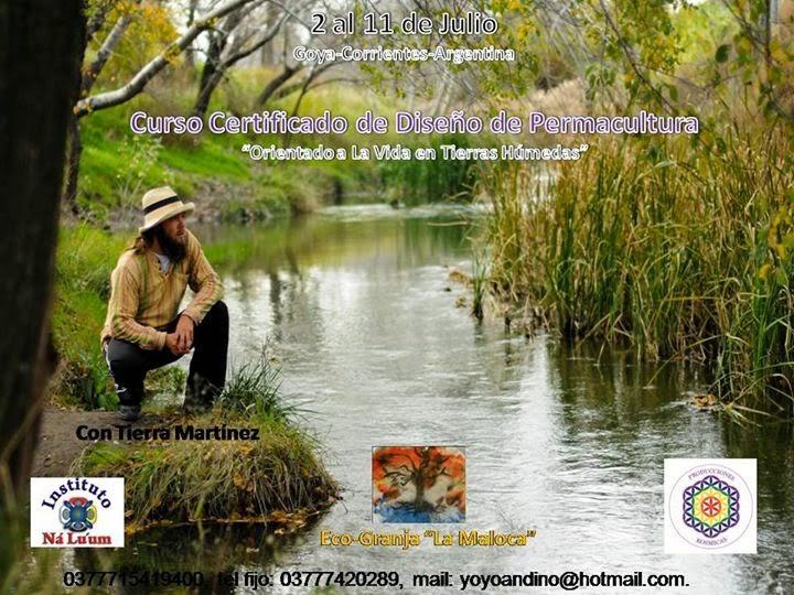 Curso Certificado de Diseño de Permacultura