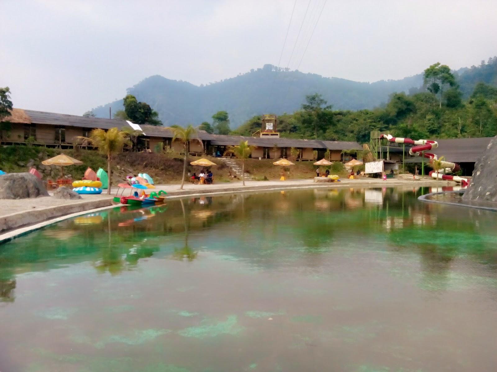 Lissa_RHI: Curug Bidadari, Sentul Paradise Park