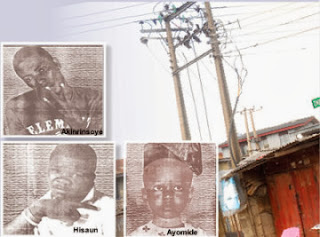 Jeez!!  3-Year Old Boy Dies While Hugging Electrocuted Mum + 3 Others In Agege